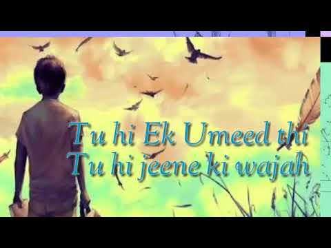 Mera Dil Ro Raha Hai  Ali Ahsan   song