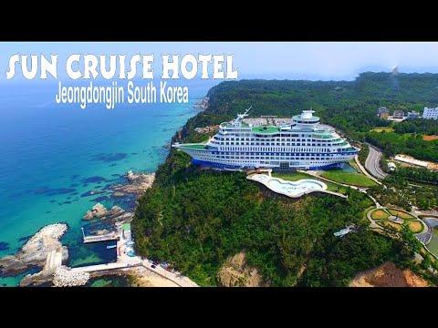 Sun Cruise Hotel and Resort      Jeongdongjin South korea      Rovan TV Channel