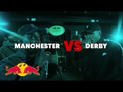 Manchester vs Derby | Grime-A-Side: Semi Finals