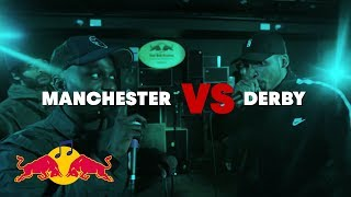 Manchester vs Derby | Grime-A-Side: Semi Finals
