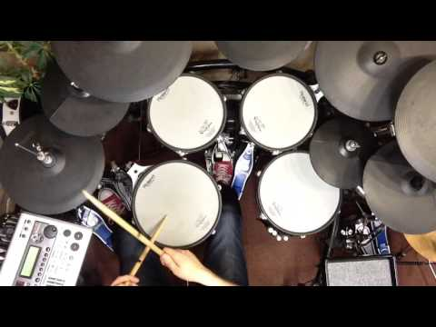 Chris Tomlin - Amazing Grace (My Chains Are Gone) (Drum Cover)