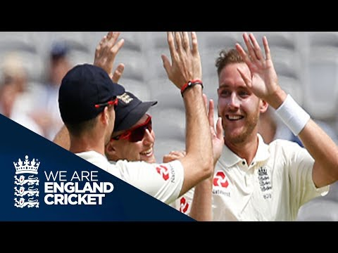 Wickets Give England Control On Day Two - Highlights: England v South Africa First Test 2017