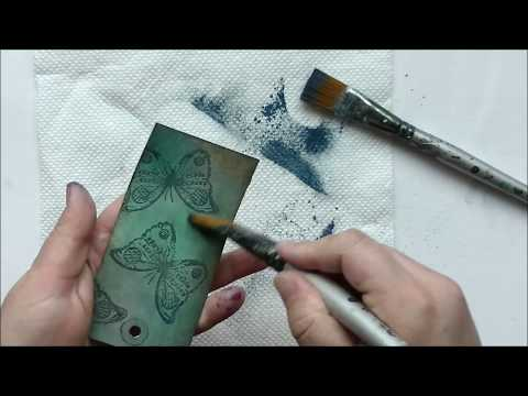 Art Files: Art Ingredients - Metallic Mica Powders