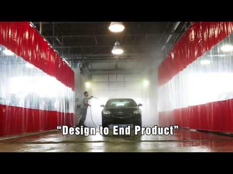 Industrial Curtain Walls   Custom & Standard Designed Walls   AmCraft