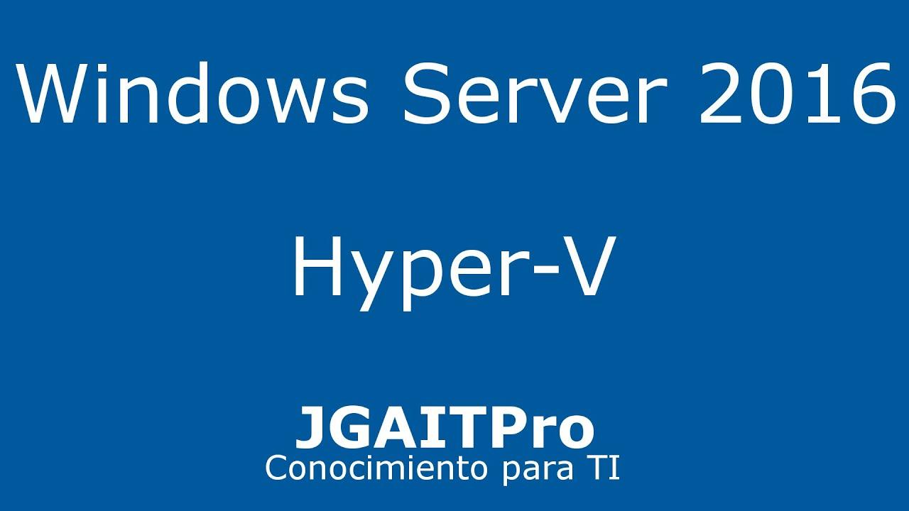 windows server machine