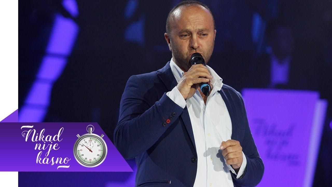 Sasa Dedic Piksi - Predaj se srce - (live) - Nikad nije kasno - EM 11 - 02.12.2018