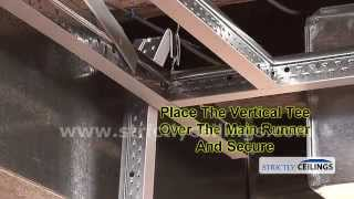 how to install a suspended ceiling like a pro