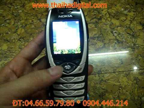 dien thoai pin lau Nokia 6650