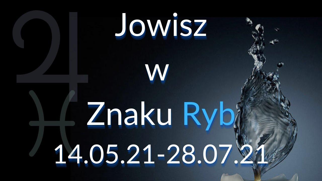 Jowisz w Znaku Ryb - prezentacja.