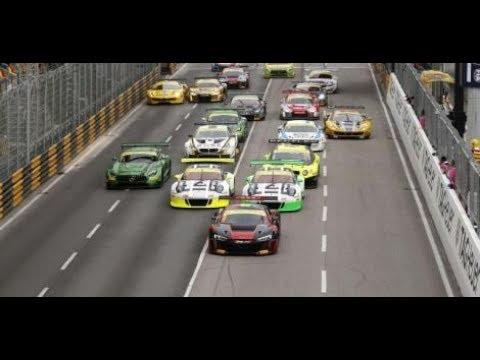 FIA GT World Cup Macau 2017 Race