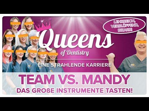Das große Praxis Quiz: Unser Team vs. Mandy - Instrumente ertasten mit ZFAs, ZMVs und ZMPs!