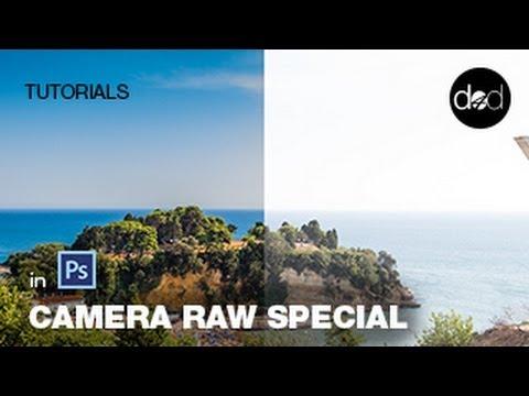 Camera Raw Tutorial - Komplette Bildbearbeitung - doric4design - Folge 20