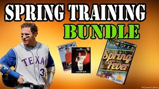 MLB 16 The Show Diamond Dynasty Spring Fever Pack Opening | STUD PITCHER PULL!!