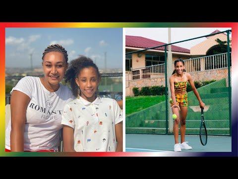 GHANA'S RISING TENNIS STAR  VLOG # 53 🇬🇭