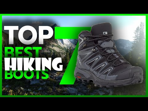 Top 7: Best hiking boots 2020