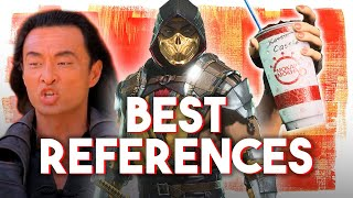 Mortal Kombat 11 - Best References and Callbacks
