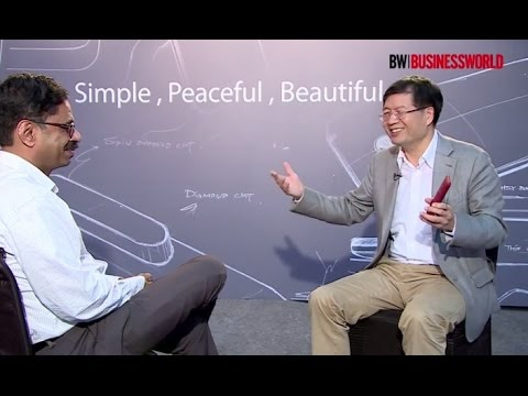 In conversation with Jerry Shen, CEO, ASUSTek Computer Inc.