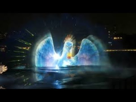 Amazing Laser Water Show Kankaria Ahmedabad Youtube