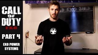 CoD Exo, Part 4: Exoskeleton Power Systems
