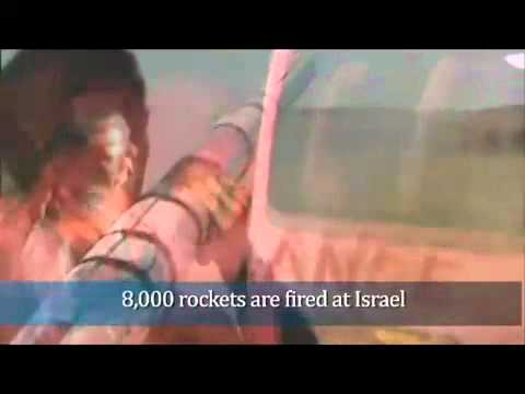 Tel Aviv is threatened by missiles from the West Bank
