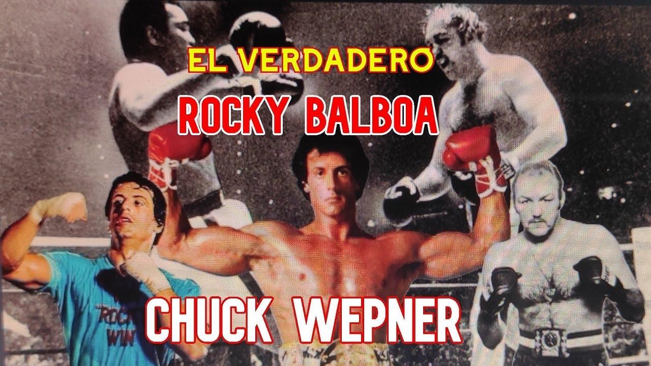 Una PALIZA de Ali a Chuck Wepner INSPIRÓ a STALLONE para ROCKY