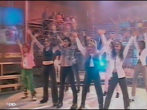 Ambra ospita 'Le Ragazze di Non è la Rai' a Generazione X - 1996 (Parte 1)