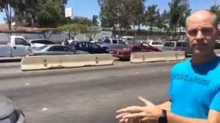 Otay Mesa Border Crossing In Need of Pedestrian Bridge