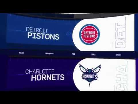 Charlotte Hornets vs Detroit Pistons Game Recap | 12/12/18 | NBA