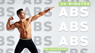 PMA Fitness || Abs, Abs, Abs - 20 Minute Hiit Workout