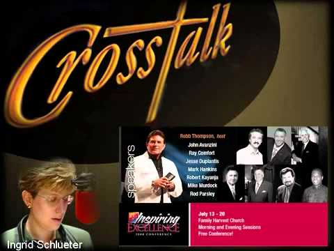 John Avanzini False Teachings - CrossTalk Radio Exposing Charlatans