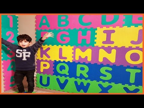 Thumbnail: Learn Letters of the Alphabet for Toddlers and Children