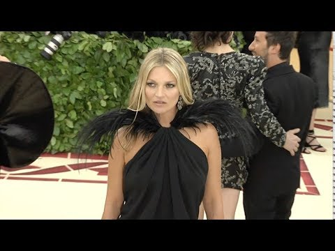 Kate Moss, Charlotte Casiraghi and more at the 2018 MET Gala - Part 2