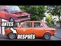 MI PRIMER AUTO - FIAT 128 - SOULAS GARAGE