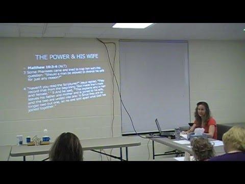 Praying Wife Group Study2