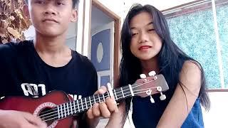 """Download Lagu Cimek😎""""BINTANG TERLIHAT TERANG"""" cover ukulele mp3"""