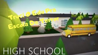 My school day with Edu (Roblox)