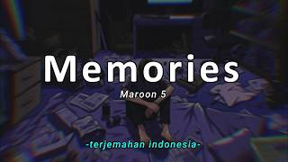 Download lagu Maroon 5 Memories Lirik Terjemahan Indonesia