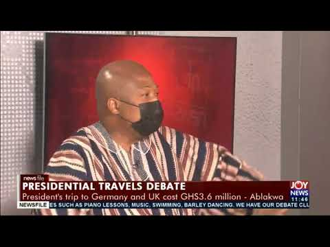 Presidential travels: The abuse is too much, we need a Presidential Travel Policy - Okudzeto Ablakwa