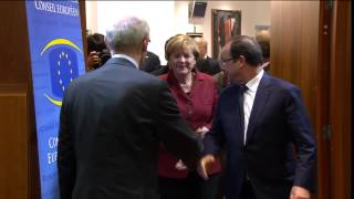 European Council Roundup, October 24-25, 2013