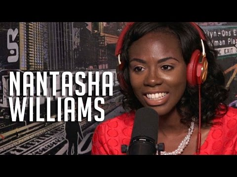 Nantasha Williams Talks Running for Office at 28 Years Old + Helping Queens
