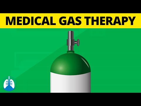 Medical Gas Therapy And Storage (Chapter 40 & 41 Review) ✅ | Respiratory Therapy Zone