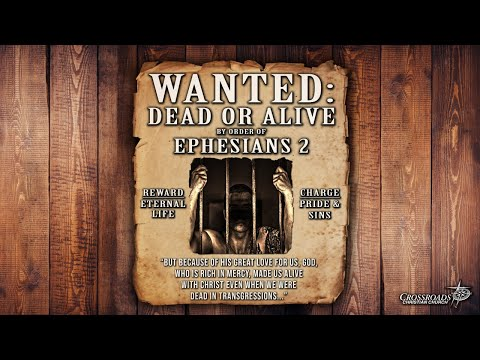 Wanted: Dead or Alive - The Temptation of Us - Proverbs 1:10-17