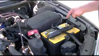 How To Clean Car Battery Terminals--THE EASY WAY!!!