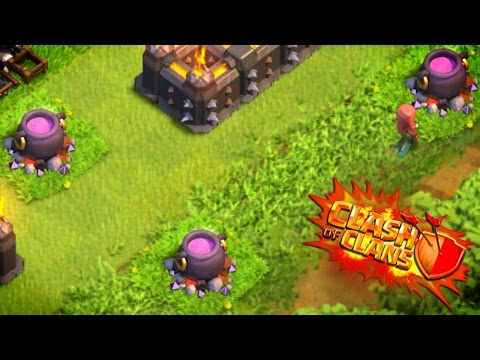 DOUBLE CAULDRON! What Does it Mean?! Clash of Clans Final Halloween Attacks!