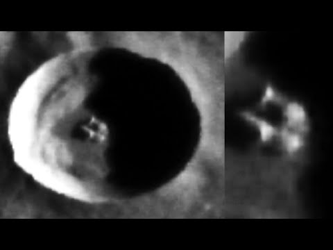 2.5km Ancient Spaceship Found On Mercury In Crater Center, Photos, UFO Sighting News.