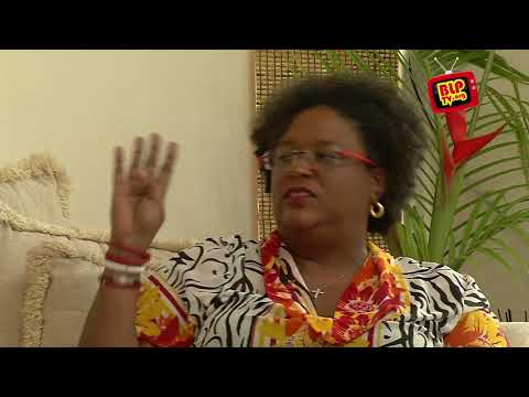 Interview with Mia Amor Mottley (Highlights)   #3
