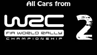 All Cars from WRC 2 FIA World Rally Championship