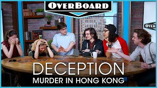 Download Let's Play DECEPTION: MURDER IN HONG KONG! | Overboard, Episode 10 Mp3 and Videos