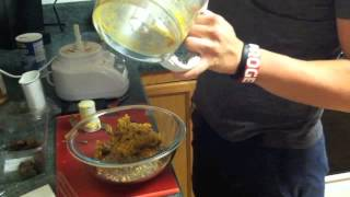 Caveman Cooking With Clark - Apricot Paleo Bars
