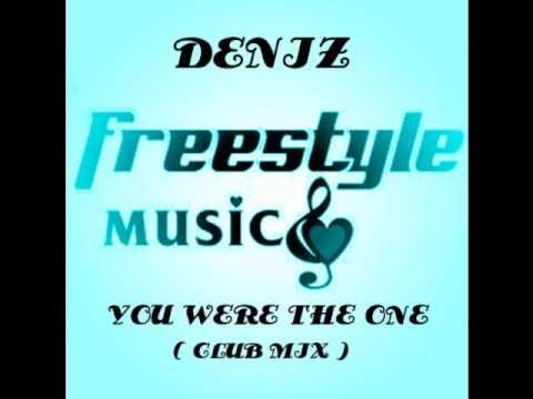 Deniz - You Were The One - original freestyle  Club Mix 1989.